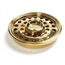 Brass Communion Tray Bread Insert by B&H Publishing Group