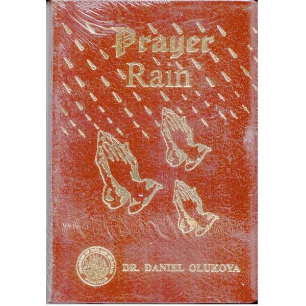 Prayer Rain by Olukoya, Dr  D  K  (2013) Leather Bound