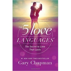 The 5 Love Languages Paperback by Gary Chapman.