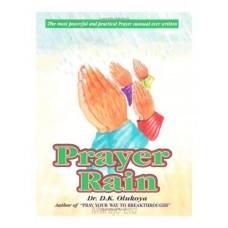 Prayer Rain Paperback by Dr. D. K. Olukoya