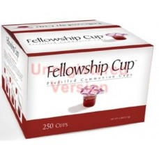 Fellowship Cup (Prefilled Communion Cup) x 250