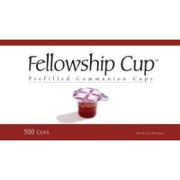 Fellowship Cup (Prefilled Communion Cup) x 500