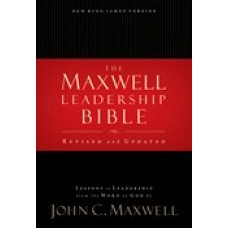 NKJV Maxwell Leadership Bible Revised And Updated Hardback