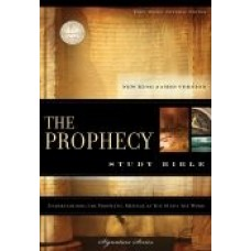 NKJV Prophecy Study Bible Multicolour Hardback