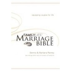 NKJV The FamilyLife Marriage Bible Hardback