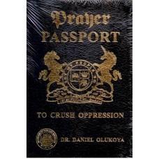 prayer passport [Leather Bound] Dr. D. K. Olukoya