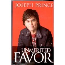 Unmerited Favour, Paperback Book, Joseph Prince